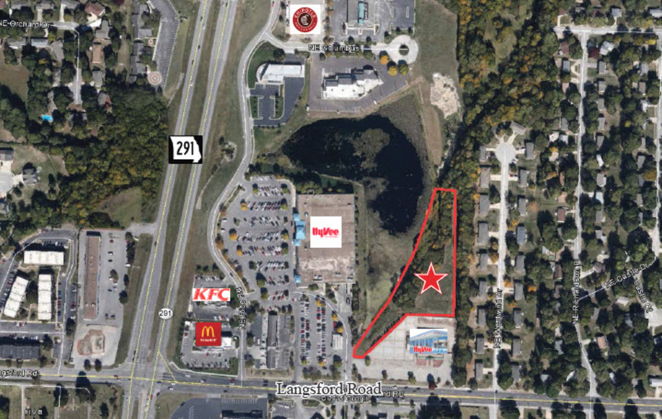 900 NE Langsford Lee's Summit Missouri 64063, ,Land,Lease,Langsford,1118