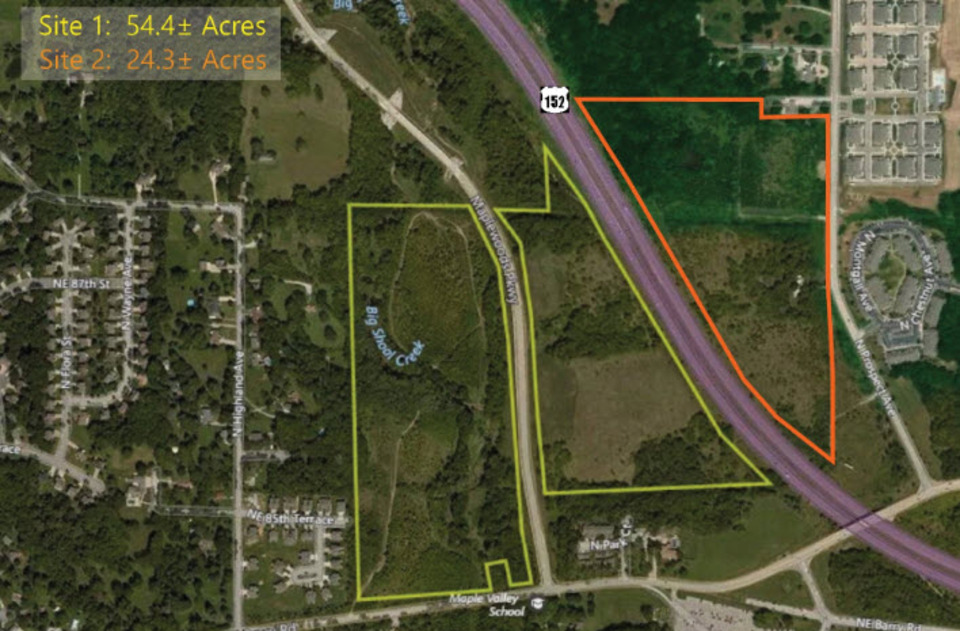 152 Hwy & Barry Rd, Kansas City, MO 64157, ,Land,Sale,Barry Rd,1136