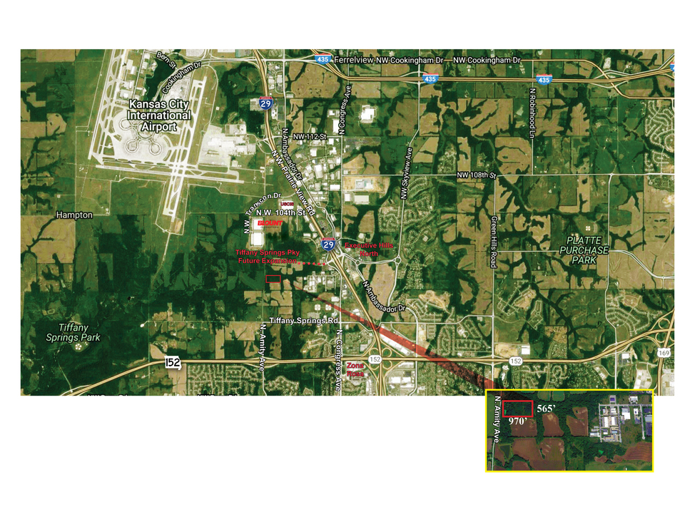 9701 N. Amity Kansas City Missouri 64152, ,Land,Management & Sale,Amity,1022