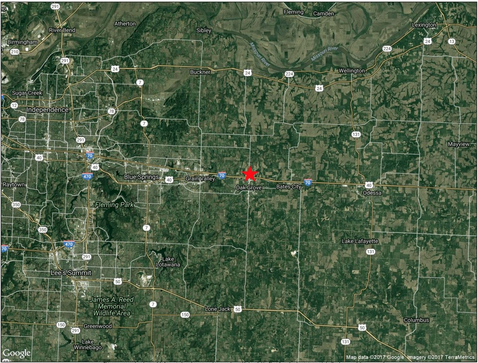 NEC of N Broadway Street (MO-H Hwy) & NE 3rd Stree*t Oak Grove Missouri 64075, ,Land,Sale,1023