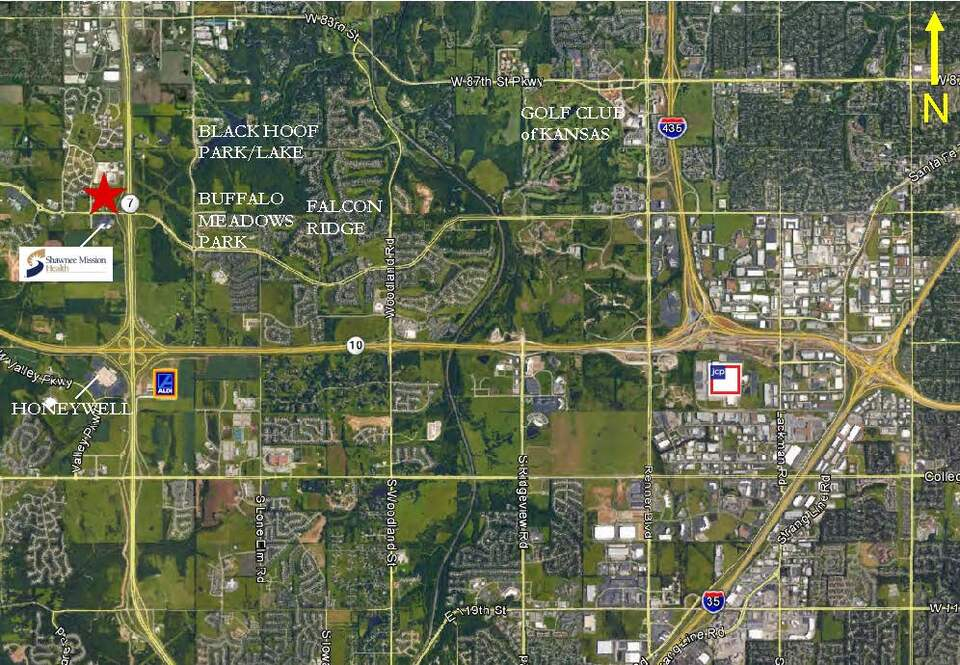 9430, 9450, 9460 & 9480 Meadow View Dr. Lenexa Kansas 66227, ,Land,Sale,Meadow View Drive,1027