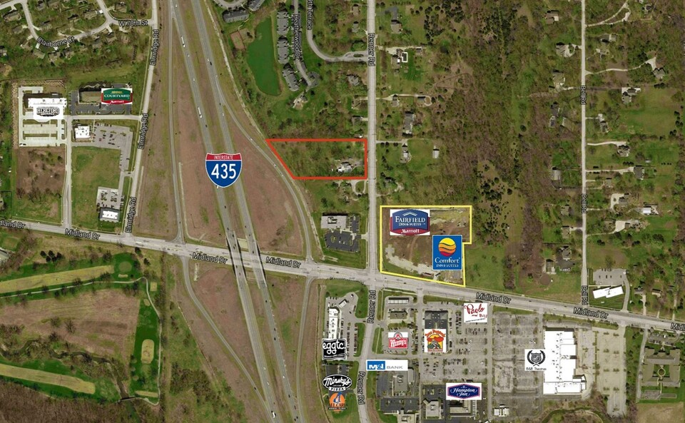7020 Renner Road Lenexa Kansas 66217, ,Land,Sale,Renner,1003
