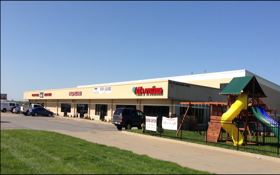 2321 NE Independence Ave Lee's Summit Missouri 64053, ,Industial,Lease,Independence,1080